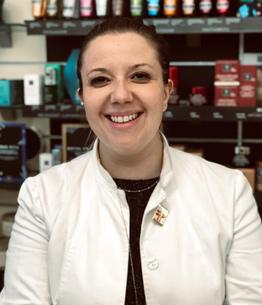 Dott.ssa Sara Biserni - Responsabile fitoterapia e omeopatia