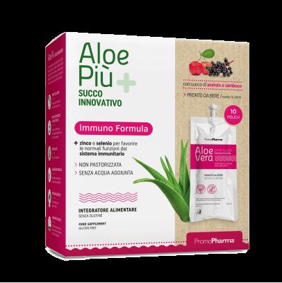 Aloe Vera Fresh Juice Immuno Form