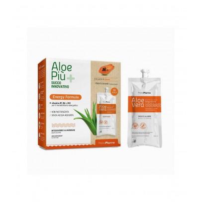Aloe Vera Fresh Juice Energy Form