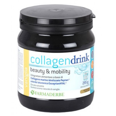 COLLAGEN DRINK VANIGLIA 295G