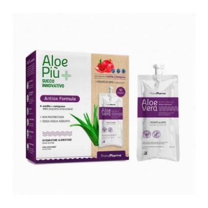 Aloe Vera Fresh Juice Antiox Form