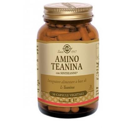 AMINO TEANINA 30CPS VEGETALI
