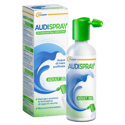 AUDISPRAY ADULT S/GAS IG ORECC