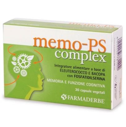 MEMO-PS COMPLEX 30CPS