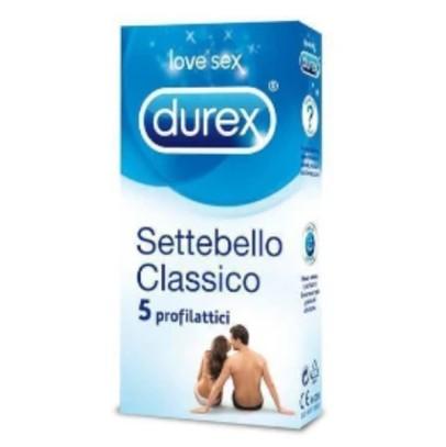 *DUREX SETTEBELLO CLASS 5PZ NF