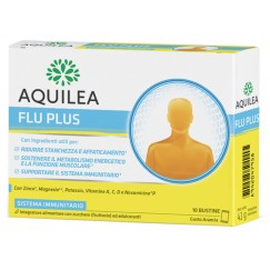 Aquilea Flu Plus 10bust