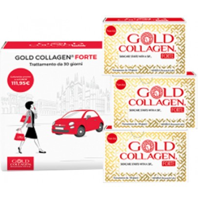 Gold Collagen Forte Mensil30fl